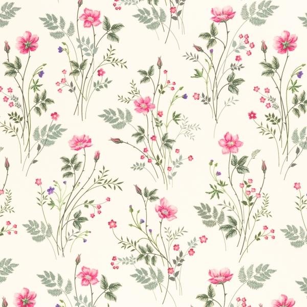Softshell Fiete - weiße Blumen (Swafing)
